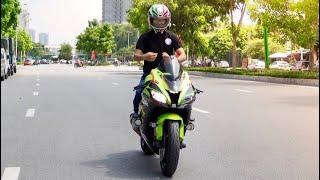 Tuấn Cận Đi Off Team S-Motor PKL Tại Hà Nội