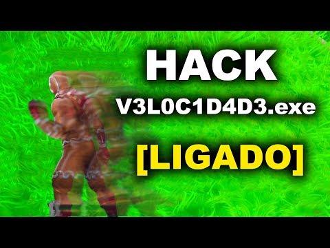Hacker Consegue Ter SUPER VELOCIDADE No Fortnite Temporada 9