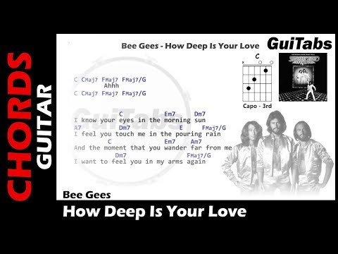 Bee Gees How Deep Is Your Love Ruth Anna Mendoza Cover Lyrics Mp3