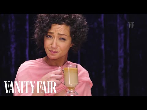 Ruth Negga Shows You How to Make an Irish Coffee | Secret Talent Theater | Vanity Fair