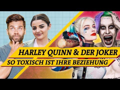 Harley Quinn und der Joker: Das sagt eine Therapeutin (Science vs. Fiction)