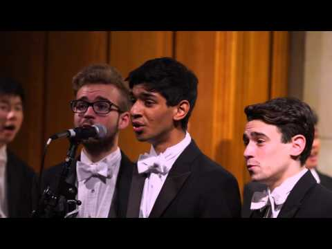 2015 Yale Alley Cats Parents Weekend Concert (WHOLE SHOW)