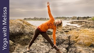 Yoga for Worry, Heart Stabilization Series, Yoga with Melissa 383