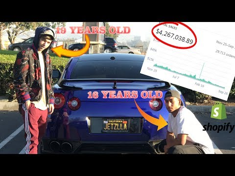 DROPSHIPPING: OUR SECRETS TO MAKING 4 MILLION IN 1 YEAR!! ( Exposed )