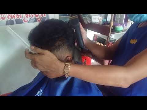 Mens Haircut and Hairstyle 2018
