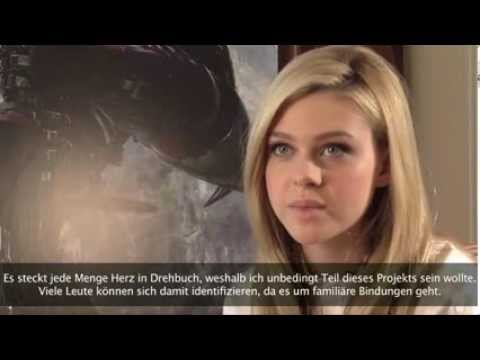 "Interview with Nicola Peltz ""Transformers 4: Age of Extinction"""