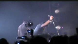 Gary Numan and Nine Inch Nails - Cars live at the Palladium