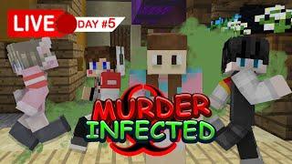 อาทิตย์นี้ไมมีคลิป #5 - Minecraft Infection ฆาตกรซอมบี้แพร่เชื้อไวรัส