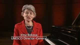 "Irina Bokova: ""Jazz is the music of freedom"""
