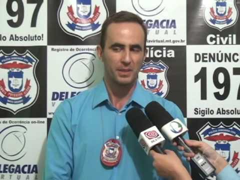 Polícia civil de Confresa prende dois suspeitos por receptação qualificada
