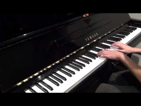 Gary Jules -  Mad World (piano cover)