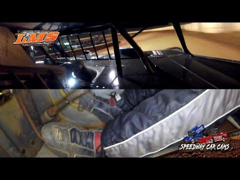Watch those feet work at Lancaster Motor Speedway on #67 Bryan Mullis - Crate Late Model
