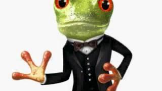 schwuler frosch