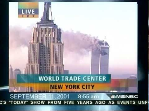 NBC News Coverage of the September 11, 2001, Terrorist Attacks (Part 1 of 2)