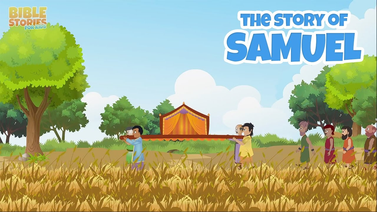 the story of samuel part 1 bible stories for kids youtube