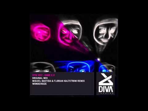Stiv Hey - Wondersize (Original Mix) [Diva Records (Italy)]