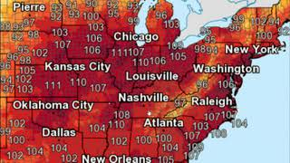 Widespread, Dangerous Heat Expected to Roast 200 Million Americans