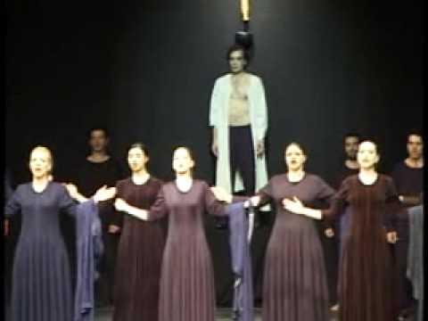 AESCHYLUS PROMETHEUS BOUND (PARODOS) Theatre Erineos- Greece