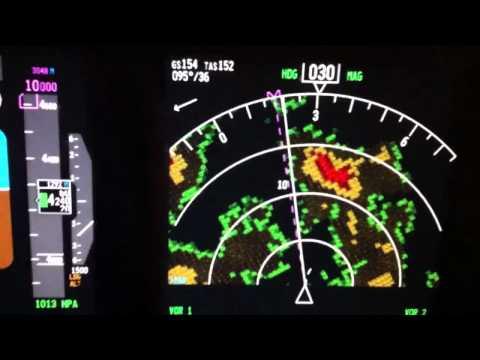 Toncontin boeing 737 severe crosswind cockpit landing