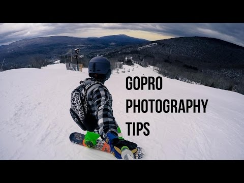 GoPro Photography Tips (Snowboard/Ski)