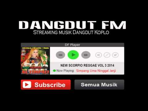 New Scorpio Reggae Djandhut Vol 3 2014 Full Album | Dangdut FM