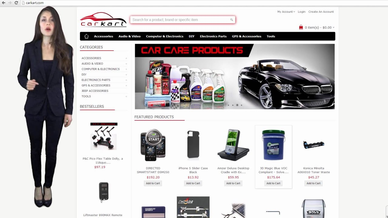 Buy Best Auto Parts Online Store in USA on Carkart.com at Best Price - YouTube