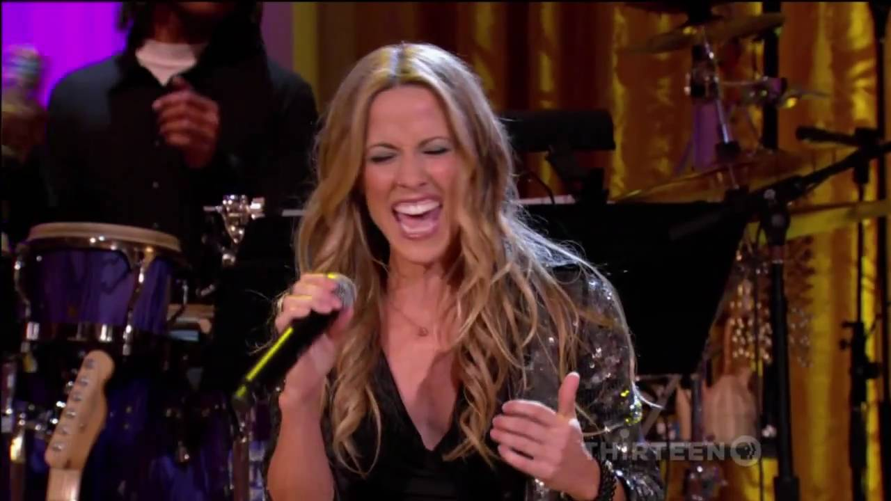 """Sheryl Crow - """"I Want You Back"""" (The Motown Sound: In Performance at the White House)"""