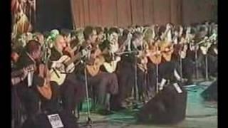 "Las 100 Guitarras Mercedinas: ""La Bolivianita"""