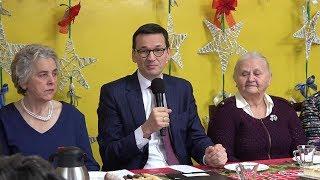 Wizyta premiera Mateusza Morawieckiego w Ostrołęce