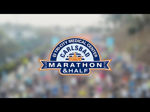 Tri-City Medical Center Carlsbad Marathon & Half