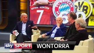 FC Bayern - BVB: Topspiel in der Analyse | Wontorra - der KIA Fußball Talk | Sky Sport HD