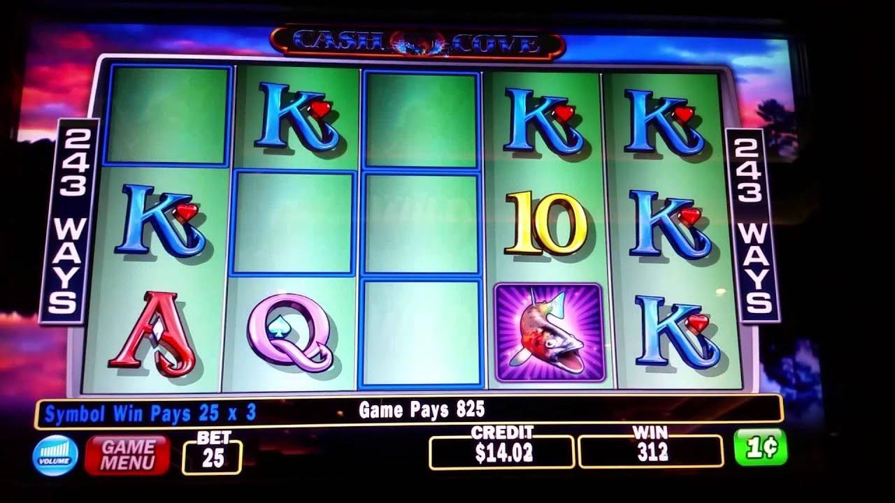Cash cove slots