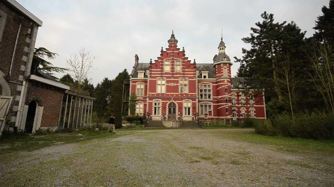 Abandoned Hotel Chateau Bambi Youtube