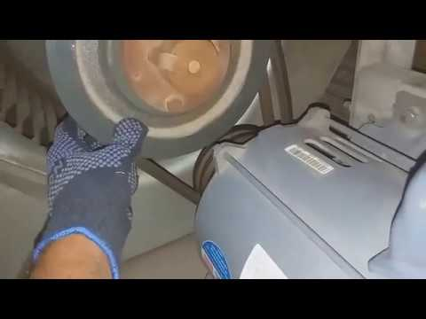 ahu not cooling strainer blocked
