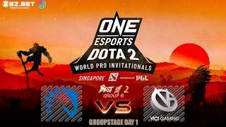 Liquid VS Vici Gaming | Bo2 | Group Stage | ONE Esports World Pro Invitational Singapore