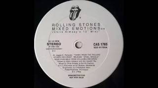 The Rolling Stones - Mixed Emotions (Chris Kimsey's 12'' Mix)