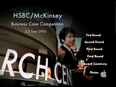 2010 HSBC/McKinsey Business Case Competition