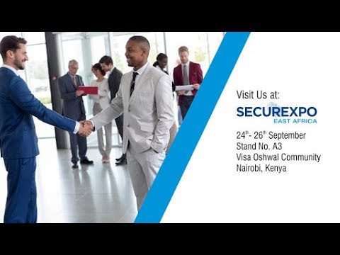 Matrix Comsec At SECUREXPO EAST AFRICA, Nairobi | Security Exhibition| 24-26 September, 2019
