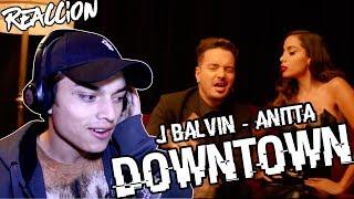 Baixar Video Reacción | Anitta & J Balvin - Downtown | Official Music Video