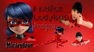 Video Antifaz o Máscara de Ladybug | Las aventuras de Ladybug | Miraculous Ladybug download MP3, 3GP, MP4, WEBM, AVI, FLV Juli 2018