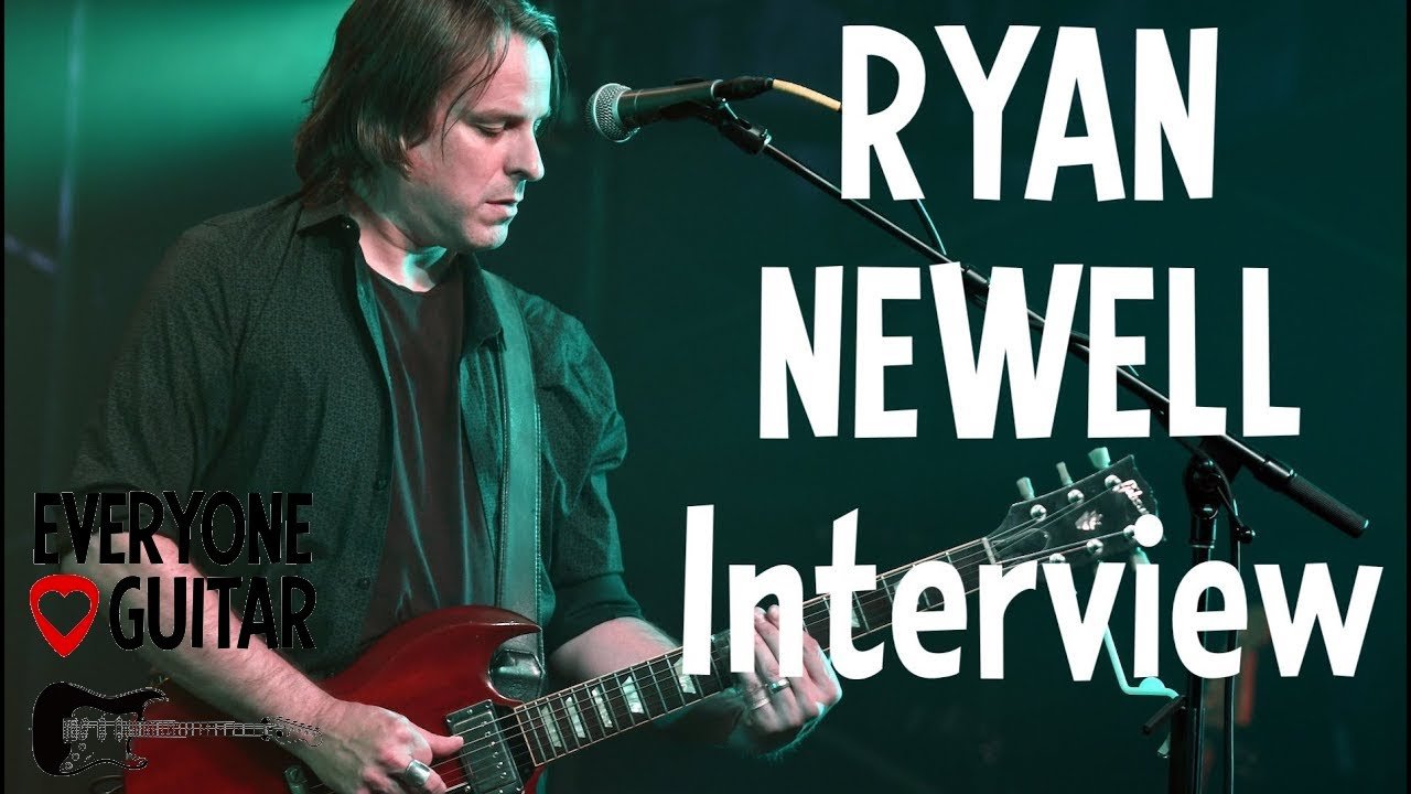 Ryan Newell Interviews with Everyone Loves Guitar