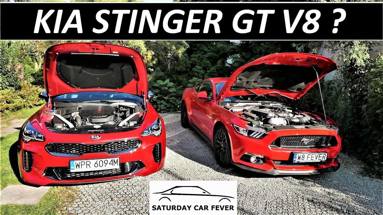 CZY BĘDZIE? Kia Stinger GT 5.0 V8 – Podsumowanie TEST PL
