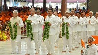 Ashadi Ekadashi Celebrations (Morning Program) at Prasanthi Nilayam - 12 July 2019