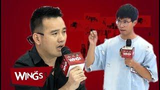 Võ Hoàng Yến và Lê Thanh Hòa bất ngờ loại thẳng tay Á Quân Giang Tú tại tập 2 cuộc thi Wings Up