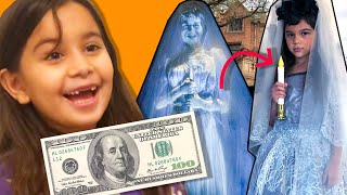 Parents Surprise Kids With Dream Costumes Under $100