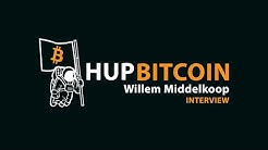 Hup Bitcoin #30 met WILLEM MIDDELKOOP over Bitcoin,  Plan B en goud in crisistijd