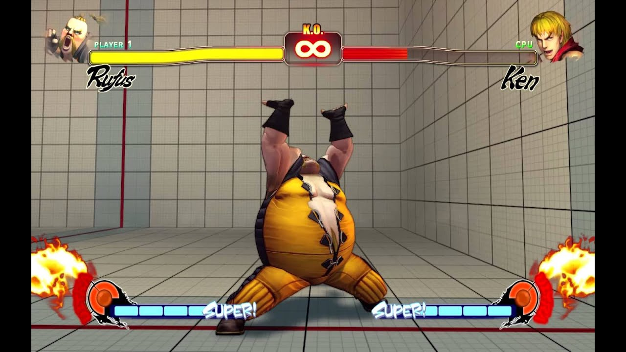 Street Fighter Iv All Super And Ultra Moves