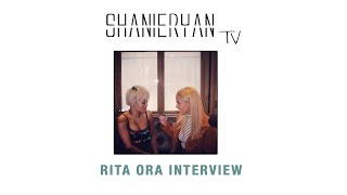 RITA ORA Interview - We Talk Poison, Being Classy, Fashion & Beauty!