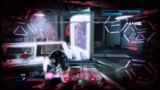 Mass Effect 3 MP PS3 Speed Run Platinum Full Video 9:38