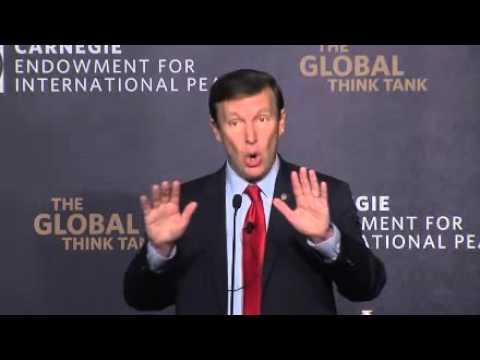 Senator Chris Murphy on the Iran Nuclear Deal